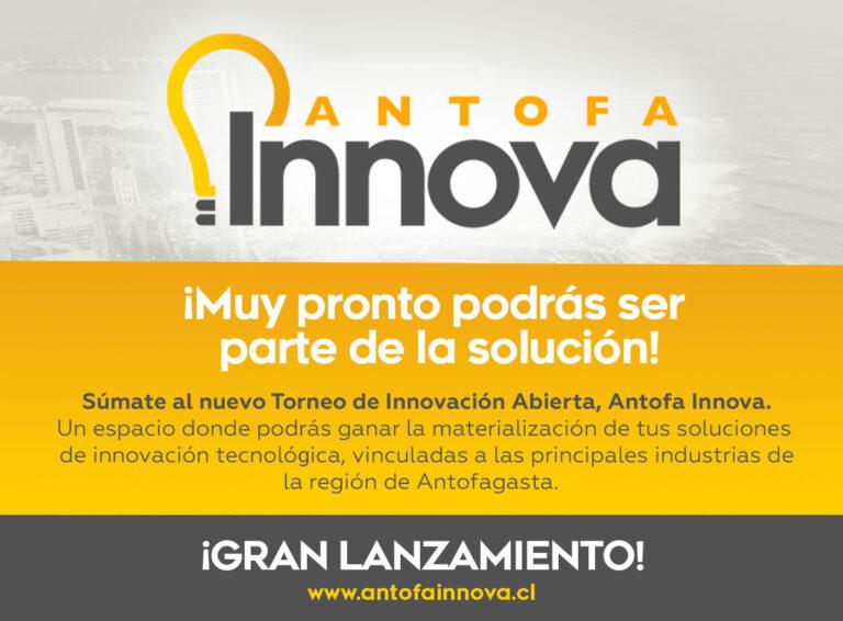 ACHITUR invita al Torneo de Innovación Abierta Antofa Innova