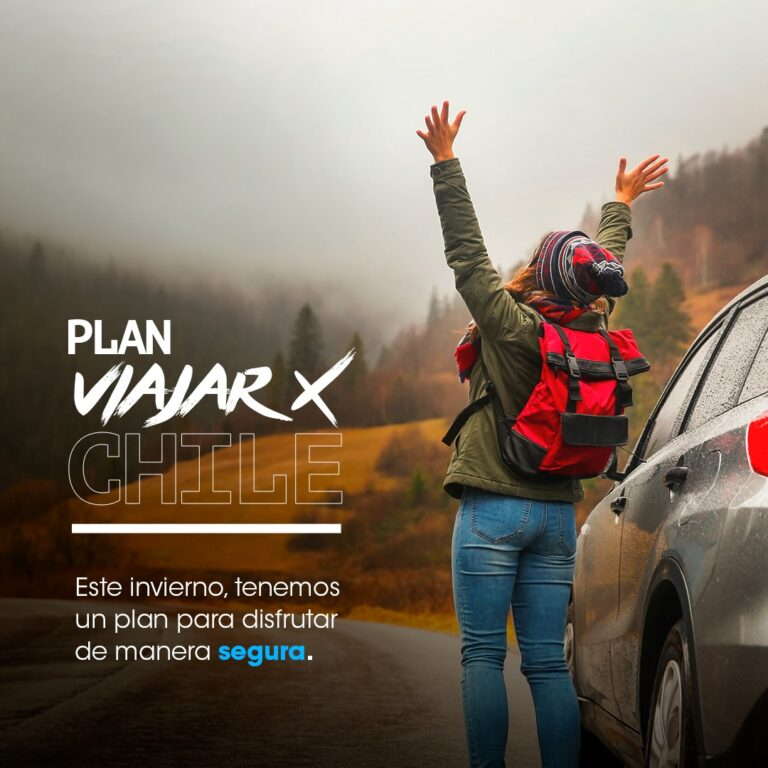 Chile es Tuyo, presenta nuevo sitio web que da a conocer qué permisos necesitas para viajar