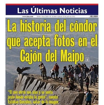 ACHITUR Solidariza con organizaciones de turismo, en relación a portada de LUN